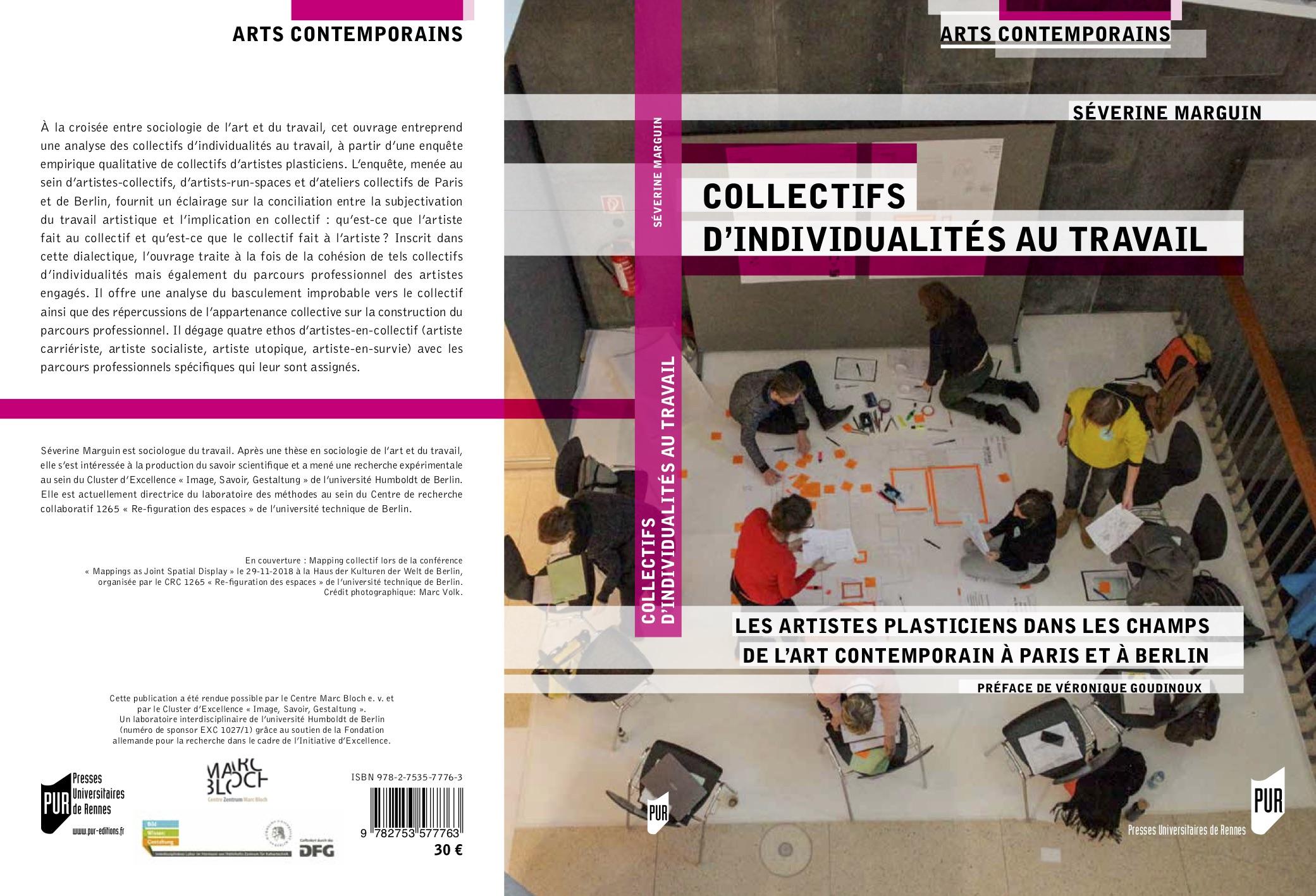 Promotionsprojekt: Kollektive von Individualisten. Bildende Künstler in den Kunstfeldern von Berlin und Paris